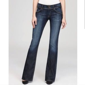 Hudson Jeans signature boot cut